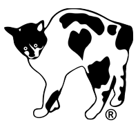 zoe the cat registered logo
