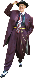 jason savage zoot suit photo