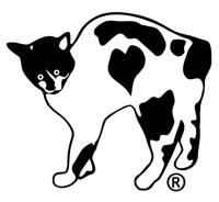 zoe the cat registered logo