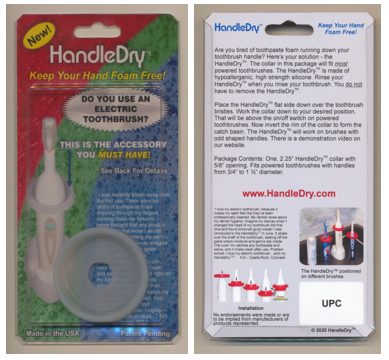 HandleDry Packaging